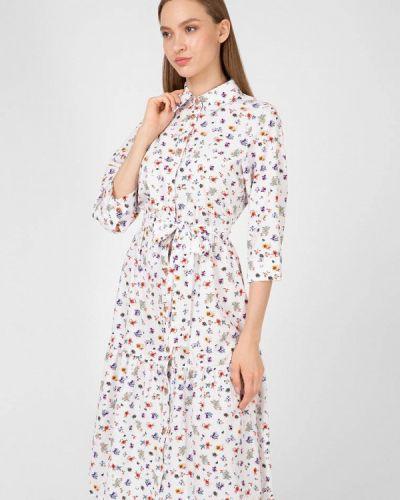 Платье платье-рубашка весеннее Lilove