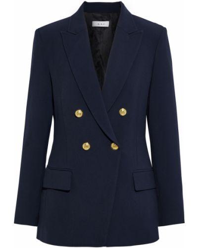Пиджак двубортный с карманами на пуговицах A.l.c.