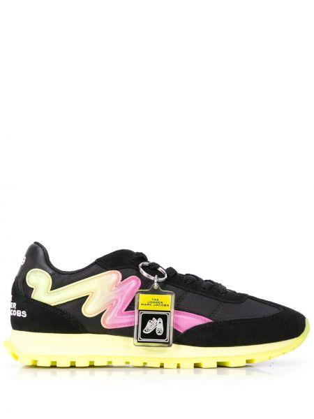 Кроссовки для бега с вышивкой с логотипом Marc Jacobs