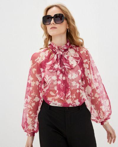 Розовая блузка с бантом Imperial