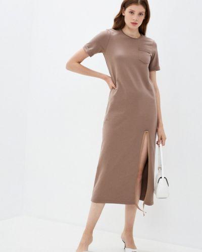 Платье - коричневое Xarizmas