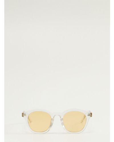Солнцезащитные очки белый Mango