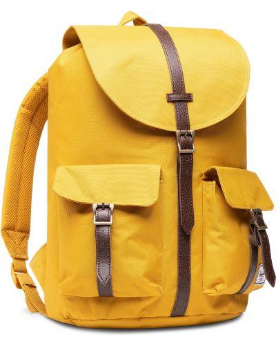 Żółty plecak Herschel