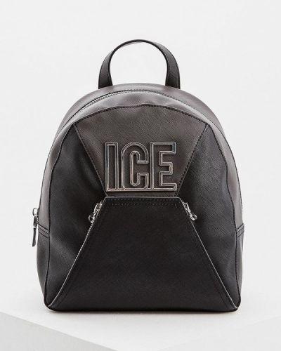Черный рюкзак Ice Play