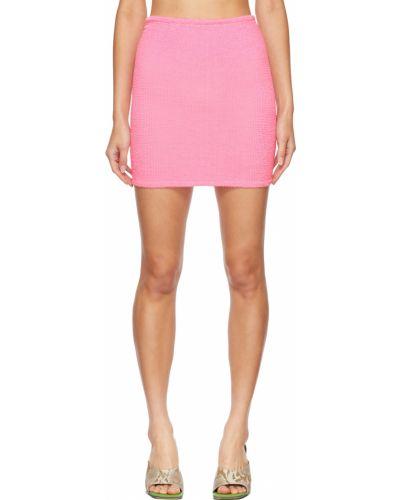 Różowa spódnica Hunza G