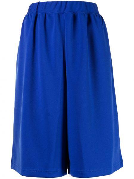 Синие шорты с карманами Comme Des Garçons Girl