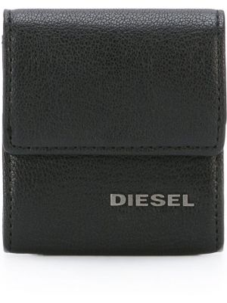 Torebka skórzany czarny Diesel