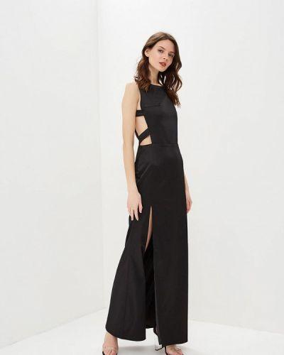 Вечернее платье черное Vestetica