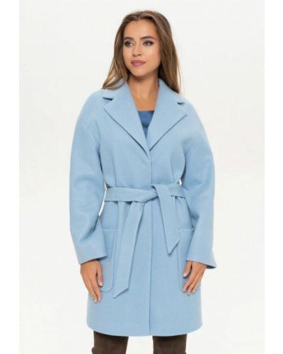 Пальто - голубое Mayomay