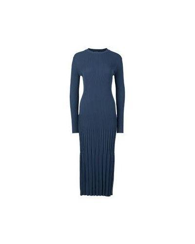 Деловое платье синее Alter Ego