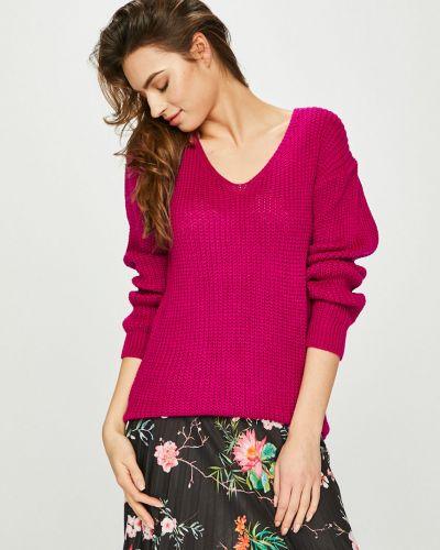 купить женские розовые вязаные свитеры в интернет магазине киева и