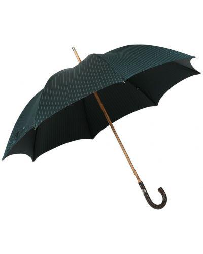 Zielony parasol Santa Eulalia