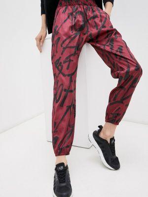 Спортивные брюки - бордовые Deha