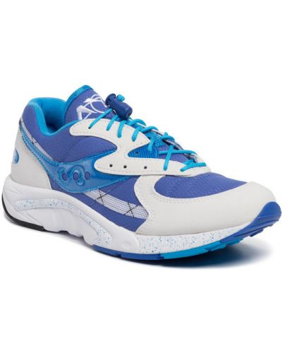 Fioletowe sneakersy Saucony