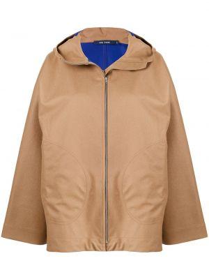 Куртка оверсайз - коричневая Sofie D'hoore
