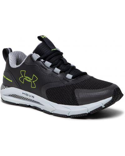 Buty sportowe skorzane - czarne Under Armour