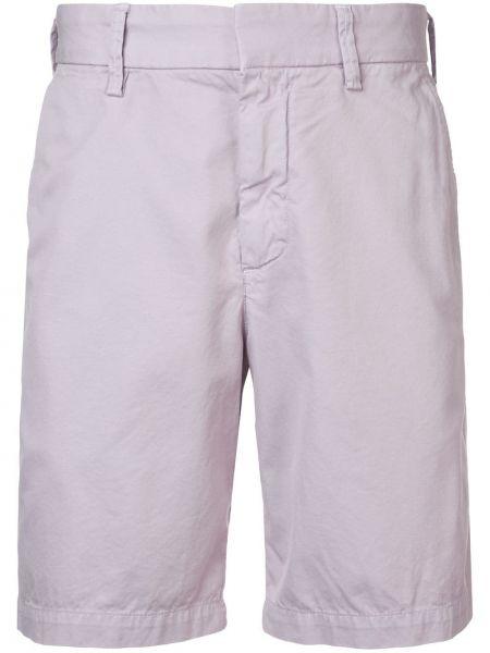 Розовые шорты с карманами Save Khaki United