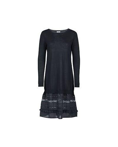 Облегающее платье с длинными рукавами деловое P.a.r.o.s.h.