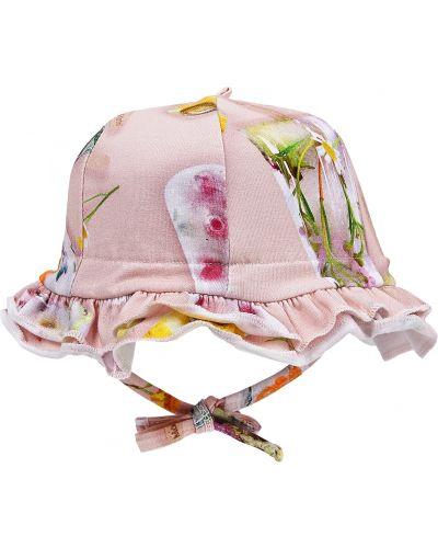Хлопковая розовая панама Molo
