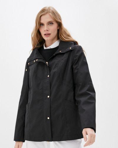 Облегченная черная куртка Le Monique