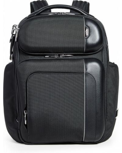 С ремешком текстильный черный рюкзак Tumi