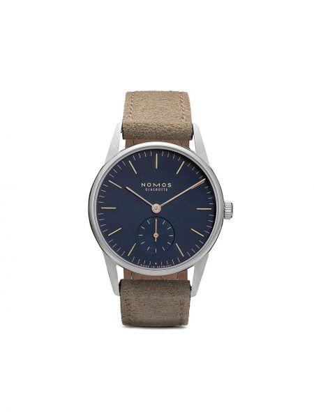 Часы - синие Nomos Glashütte