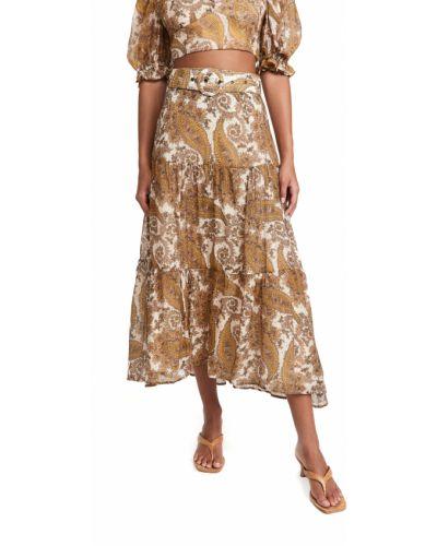 Хлопковая юбка Minkpink