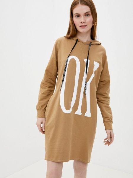 Платье платье-толстовка осеннее Tantra