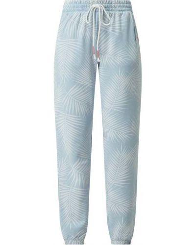 Niebieskie spodnie bawełniane Pj Salvage