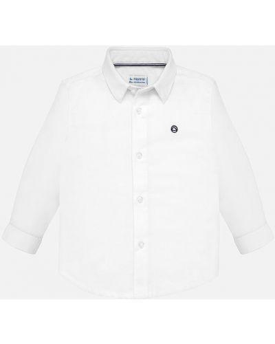 Koszula na przyciskach biały Mayoral