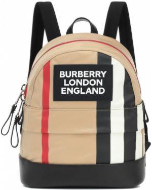 Plecak z paskami mało Burberry Kids