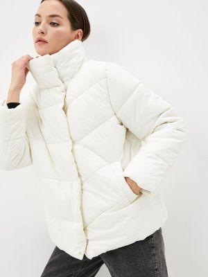 Утепленная куртка - белая Befree