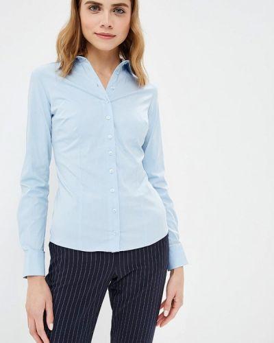 Голубая рубашка с длинным рукавом Adl