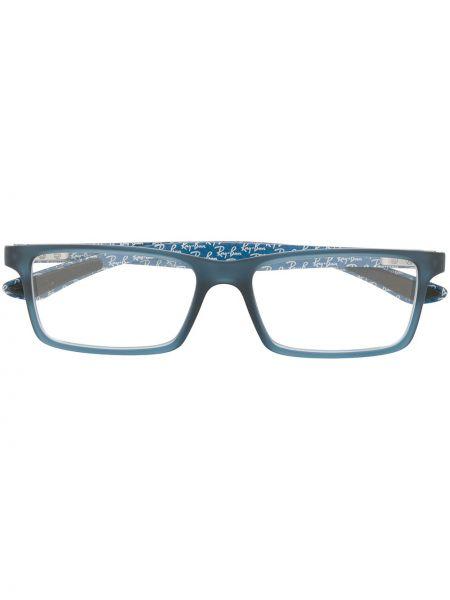 Oprawka do okularów niebieski khaki Ray-ban