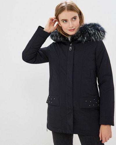 Зимняя куртка осенняя синий Winterra