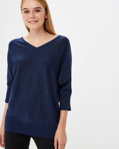 Синий пуловер 2018 Baon