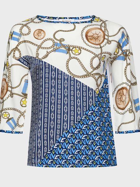 Шерстяная блузка Rich & Royal