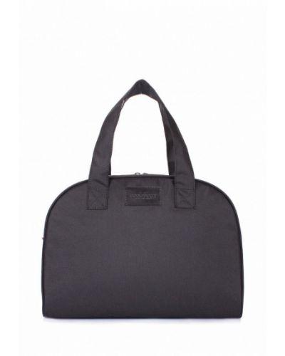 Черная сумка Poolparty