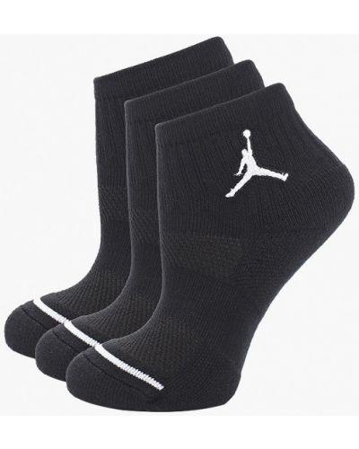 Носки - черные Jordan