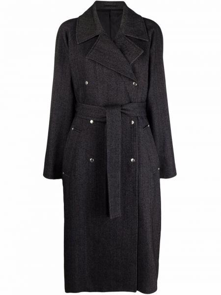 Długi płaszcz wełniany Filippa K
