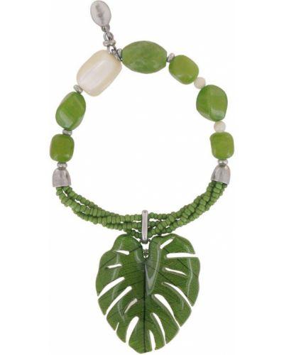 Зеленый браслет Nature Bijoux