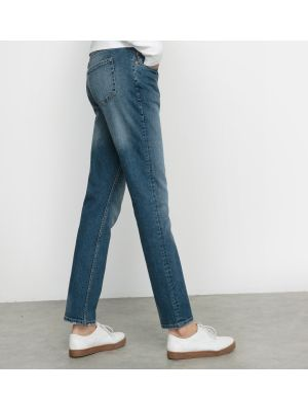 Синие джинсы бойфренды Cheap Monday