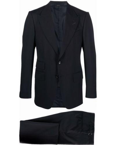 Шелковый костюм - черный Tom Ford