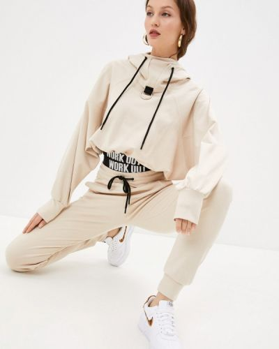 Спортивный костюм - бежевый Malaeva