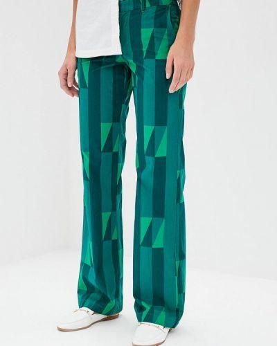 Зеленые брюки повседневные Custo Barcelona