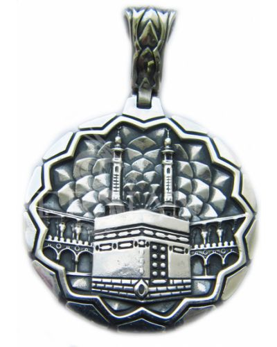 Серебряный медальон Persian