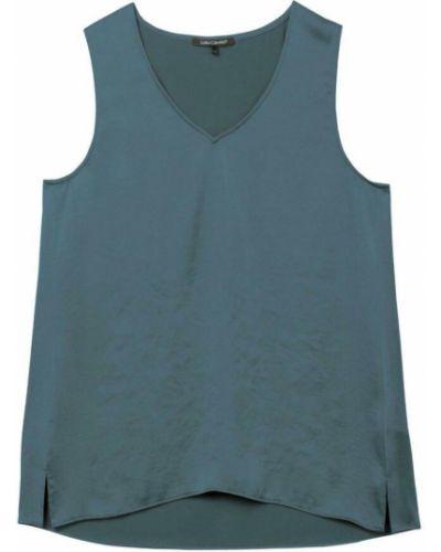 Niebieska koszulka Luisa Cerano