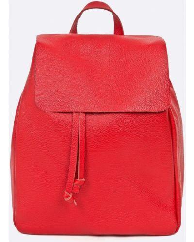 Красный рюкзак с отделениями Answear