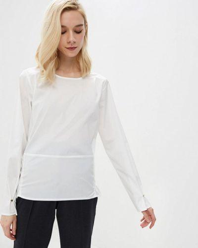 Блузка с бантом белая Selected Femme