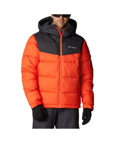 Оранжевая куртка мембранная Columbia
